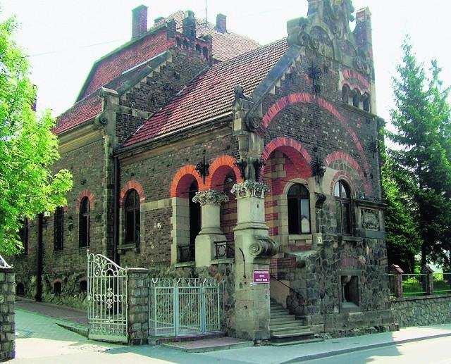 Jeden z piękniejszych budynków Bochni  to  siedziba bocheńskiego oddziału Archiwum Państwowego