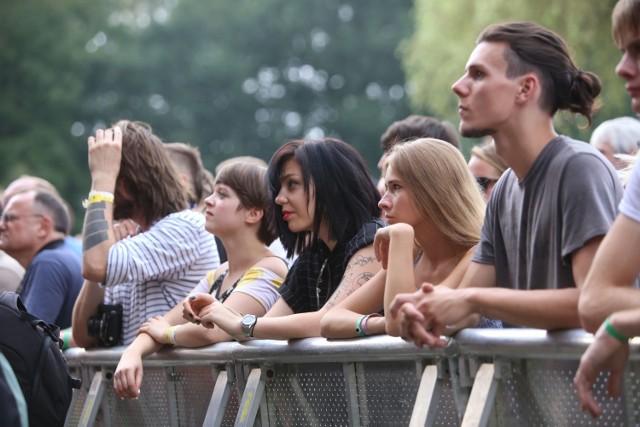 Off Festival 2014 w Katowicach. Dzień trzeci [zdjęcia z niedzieli]