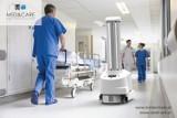 Malbork. Szpital z nowoczesną technologią do dezynfekcji. Robot dba o bezpieczeństwo sanitarne