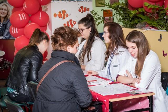 Rejestracja potencjalnych dawców szpiku odbędzie się jutro (4.01.) w CH Zielone Arkady w Bydgoszczy w godz. 9-21.
