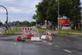 Bareja by tego lepiej nie wymyślił! Znamy tajemnicę absurdalnego ronda w Kielcach przy ulicy Zagnańskiej (ZDJĘCIA, WIDEO)