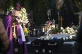 Rodzina i przyjaciele pożegnali Ryszarda Karkosika. Spoczął w rodzinnym grobowcu