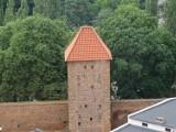 Tak wygląda widok z wieży kościelnej fary - najwyższego punktu widokowego w Chełmnie. Zdjęcia