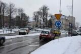 Zima na drogach w Tarnowskich Górach [ZDJĘCIA] Jak wygląda sytuacja z odśnieżaniem?