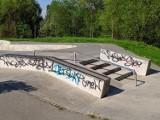 Wieczorne imprezy młodzieży na skateparku w Lublińcu utrapieniem dla mieszkańców