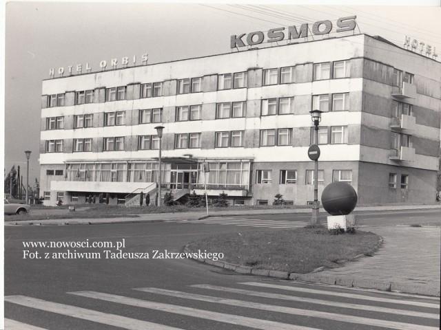 Był sobie hotel Kosmos.  WIĘCEJ NA KOLEJNYCH STRONACH >>>>>