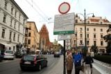 Kraków. Ponad 800 osób z przywilejem wjazdu samochodem do centrum