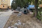 Gubin. Osiedle przy ulicy Pułaskiego remontowane przez miasto i spółdzielnię. Ile potrwają prace?
