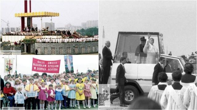 Pielgrzymka Jana Pawła II do Tarnowa była niezwykłym wydarzeniem