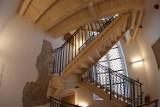 Wieża kościoła Najświętszej Marii Panny Krolowej Polski zostala wyremontowana. Wkrótce będzie udostępniona turystom i mieszkańcom