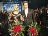 THE LOOK OF THE YEAR. Gala finałowa w Łodzi. Nadia Główczyńska i Kacper Szczypka laureatami konkursu dla modelek i modeli ZDJĘCIA
