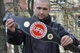 Policjant ze Słupska z mistrzowskim pasem [zdjęcia]