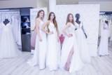 Miss Ziemi Łomżyńskiej 2021 w sukniach ślubnych [zdjęcia]