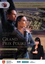 Wielkie taneczne emocje zawitają do Gdyni.  W sobotę odbędzie się Grand Prix Polski, które poprowadzi Iwona Pavlović