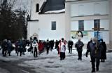 Droga Krzyżowa w parafii Narodzenia NMP w Bełchatowie, 19.02.2021