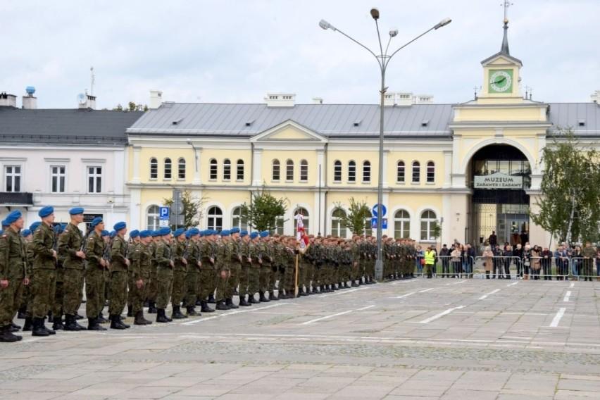 W sobotę, 25 września na Placu Wolności w Kielcach odbyła...