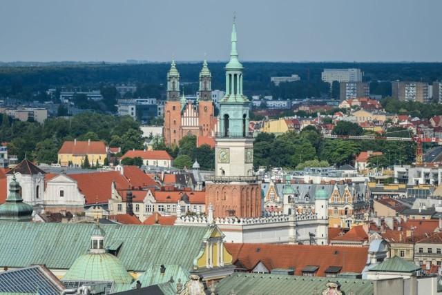 __________ Poznań z lotu Ptaka - spójrz na nasze miasto