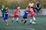 Zawodnicy Akademii Piłkarskiej Oborniki podczas weekendowego turnieju