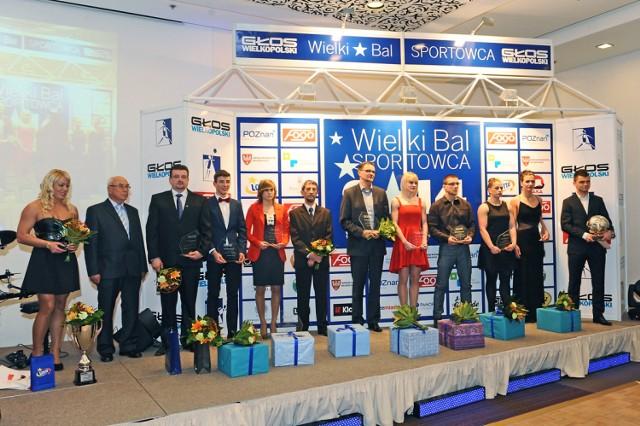 Bal Sportowca 2014 w Poznaniu