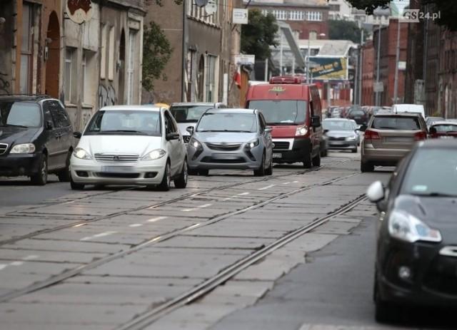 Ulica Kolumba w Szczecinie