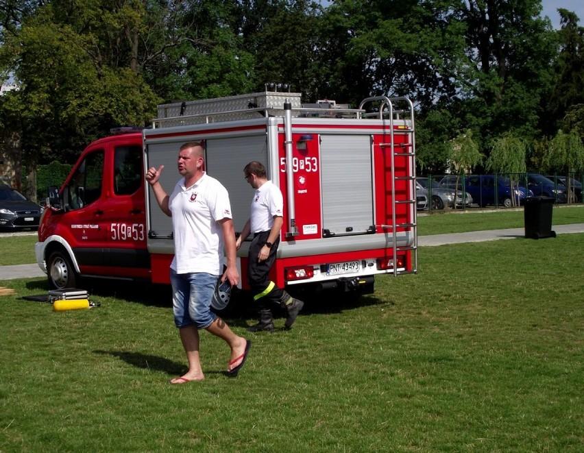 Piknik strażacki nie tylko dla dzieci. Święto Jeziora 2018