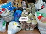Lębork. Mimo trudności udało się zebrać setki kilogramów darów dla rodaków na Kresach