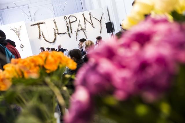 Wystawa tulipanów w Wilanowie. Najdziwniejsze gatunki kwiatów zaczarowały ogród [ZDJĘCIA]