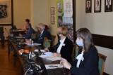Zdalna sesja Rady Miejskiej w Krotoszynie [ZDJĘCIA]