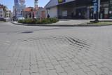 Uwaga! Będą duże utrudnienia na Starowałowej w Głogowie, gdzie zapadła się droga. Co się tam dzieje?
