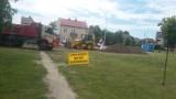 Chełm. Ruszyły prace związane z rozbudową miejskiego parkingu