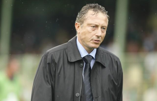 Ostatnio Tarasiewicz trenował piłkarzy Śląska