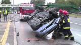 Wypadek w al. Stanów Zjednoczonych [zdjęcia + wideo]
