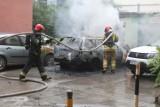 Wrocław. Groźny pożar koło wrocławskiego Rynku. Zobaczcie zdjęcia!