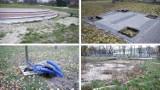 Remont parku Herberta na Bielanach stoi w miejscu. Rozgrzebany plac budowy zamiast efektownej rewitalizacji