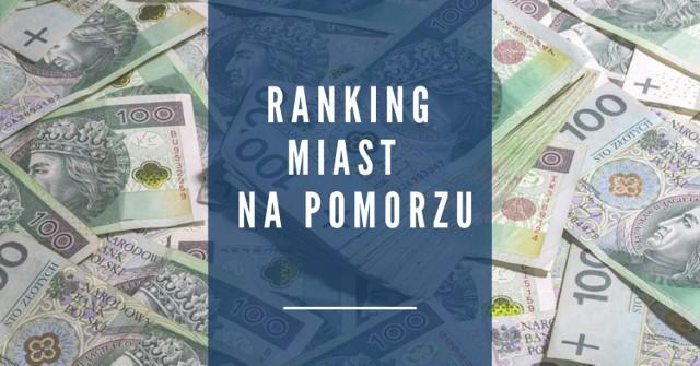 Ranking najzamożniejszych miast w województwie pomorskim. Które miasto jest najbogatsze? Sprawdź >>