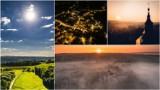 Okolice Tarnowa z drona wyglądają cudownie! Zobacz Pogórze i Tuchów w obiektywie Piotra Wróbla [ZDJĘCIA]