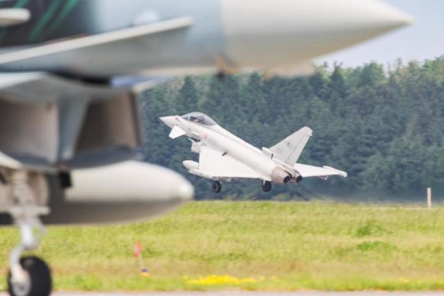 To polskie F 16 spowodowały huk nad regionem - potwierdza wojsko