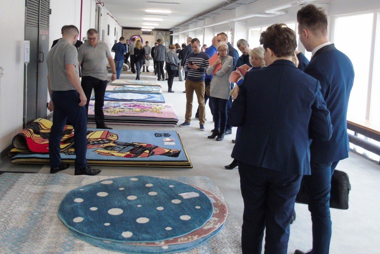 Agnella Rug Show 2019. Najnowsze kolekcje dywanów z Białegostoku