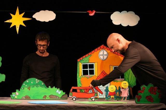 Teatr Lalek zaprasza na przedstawienie bez słów, za to z mnóstwem muzyki