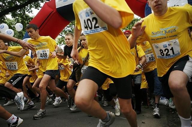 Wrocławski maraton z roku na rok przyciąga coraz więcej uczestników