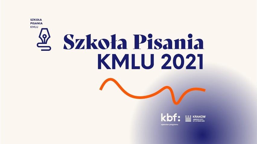 Zajęcia w ramach Szkoły Pisania KMLU poprowadzą m.in....