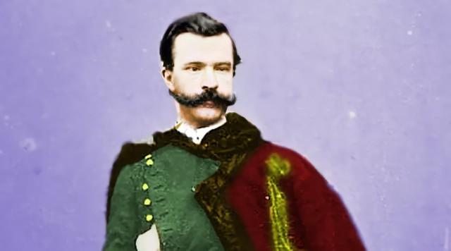 Generał Marian Langiewicz (1827-1887)