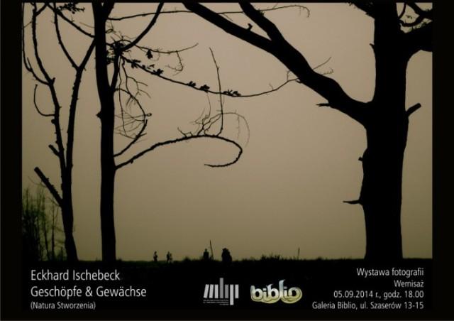 Wernisaż wystawy: Eckhard Ischebeck Geschöpfe & Gewächse/Natura Stworzenia