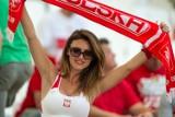 Miss Euro 2016. Piękne fanki na meczu Polska-Ukraina [DUŻO ZDJĘĆ]