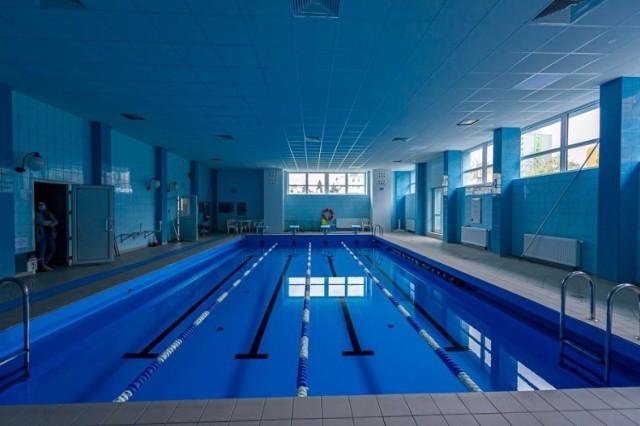 Zakończył się remont pływalni w Szkole Podstawowej nr 54 w Bytomiu. Zobacz kolejne zdjęcia. Przesuwaj zdjęcia w prawo - naciśnij strzałkę lub przycisk NASTĘPNE >>>
