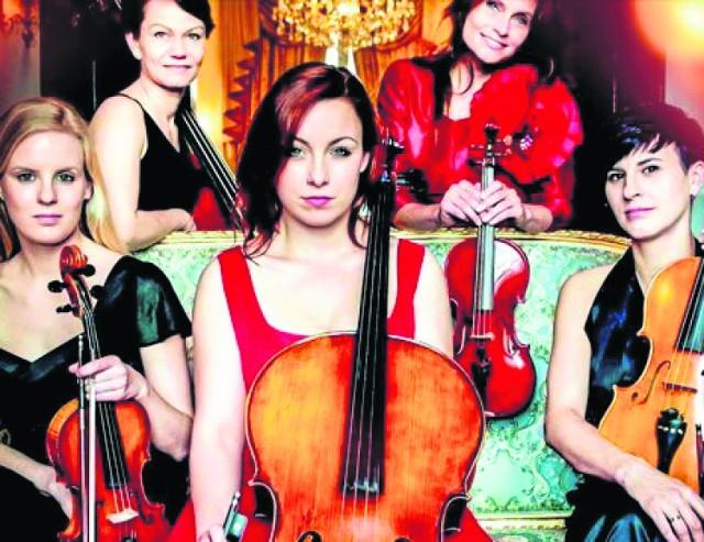Spring Quintet: Dorota Gajek, Joanna Krempeć-Kaczor, Joanna Laskowska, Natalia Pawłowska i Marta Lutrzykowska