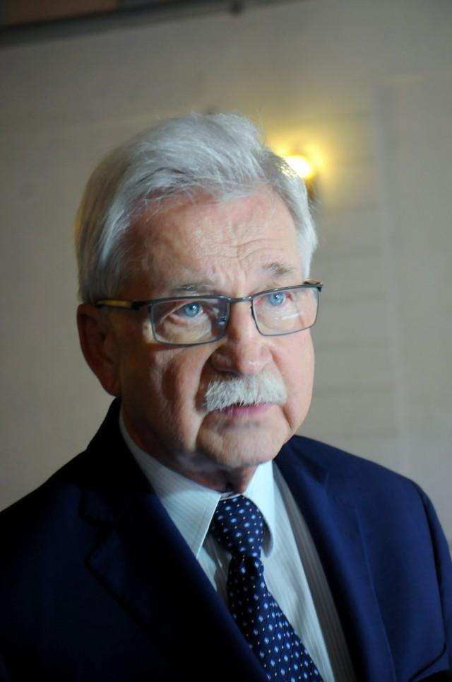 Tadeusz Trzmiel, wiceprezydent Krakowa ds. inwestycji