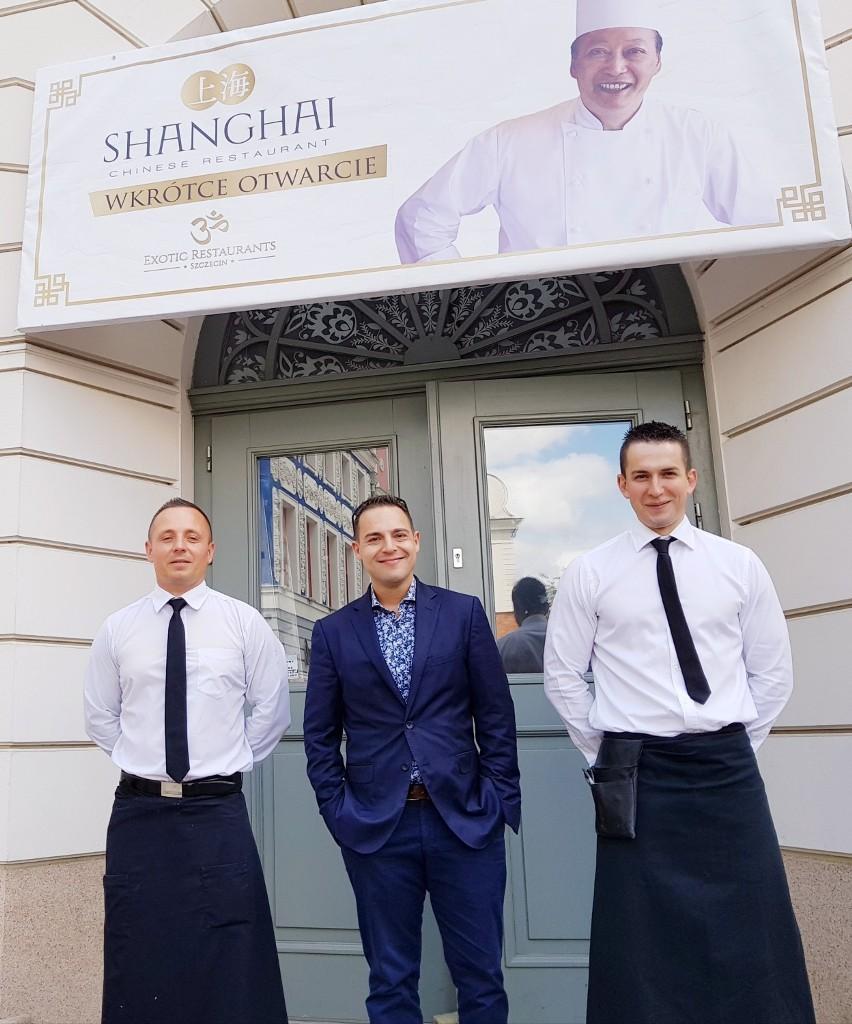 Restauracja Shanghai Jedyna Taka Na Skalę Kraju Szczecin