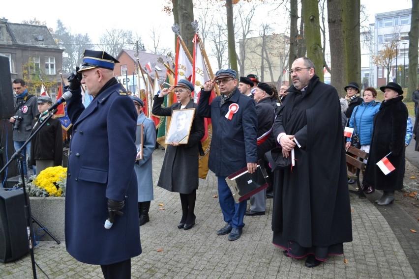 Powiatowo-gminne uroczystości z okazji100. rocznicy...