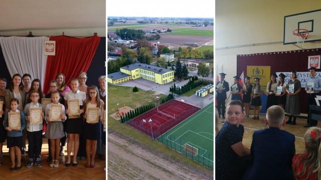 Zobacz w naszej galerii ranking szkół podstawowych w powiecie golubsko-dobrzyńskim na podstawie wyników egzaminu ósmoklasisty